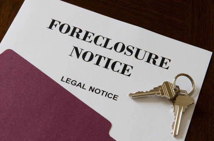 stopping a foreclosure last minnute